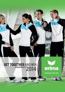 Get Together And Win - Erima 2014