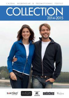 Casual Workwear & Promotional Textile Collection 2014-2015