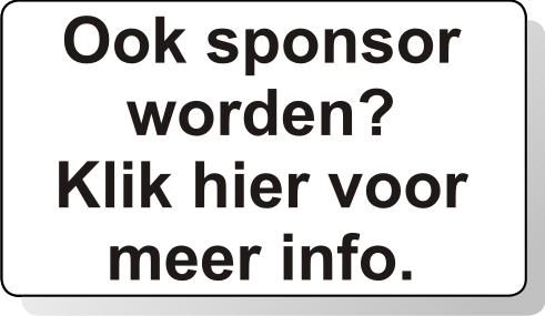 Ook sponsor worden?