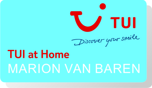 TUI at Home - Marion van Baren