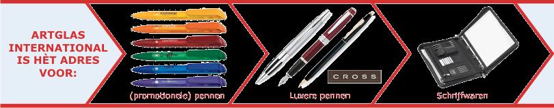 Pennen en schrijfwaren