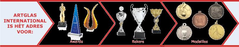 Awards, (sport)prijzen en medailles